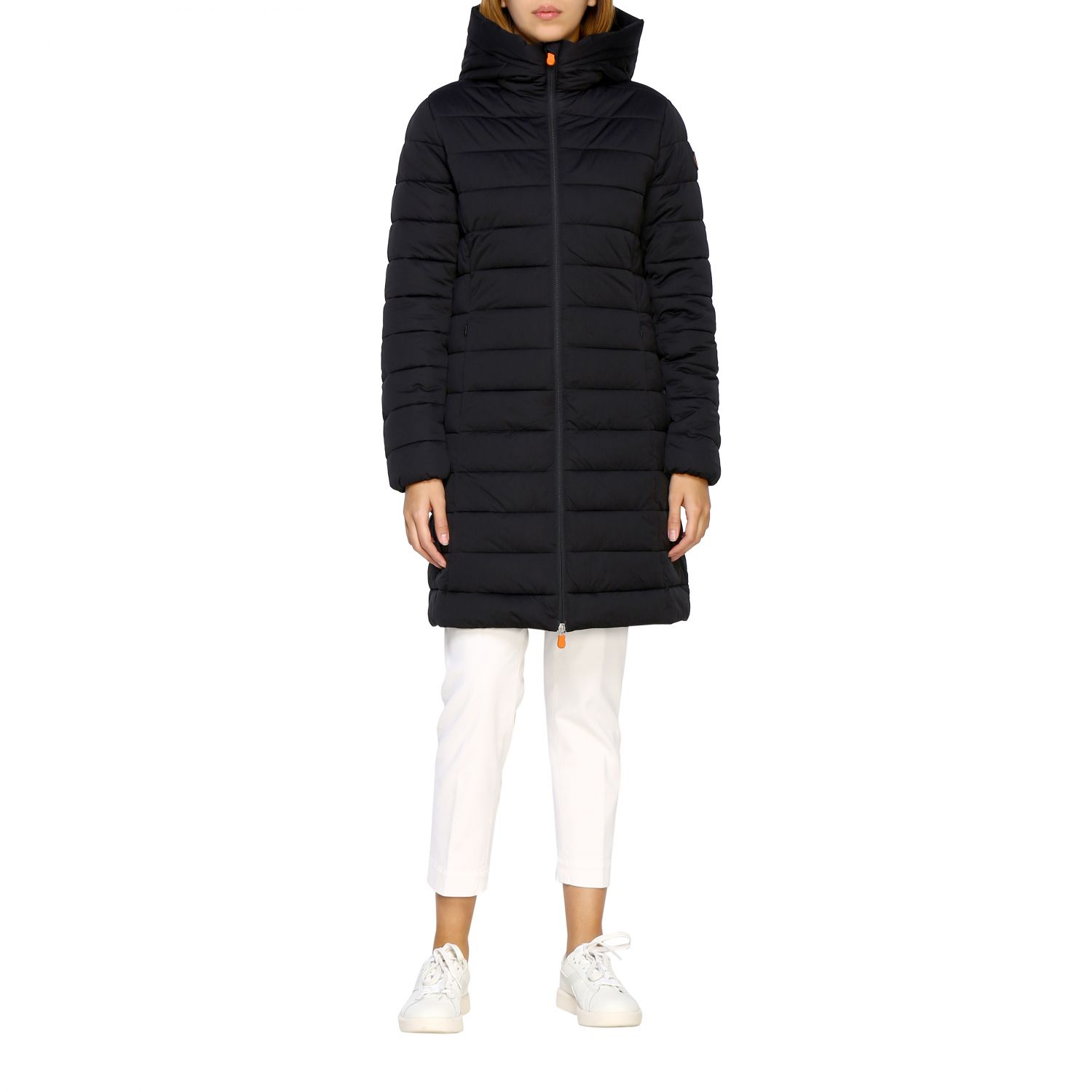 Chaqueta Save The Duck: Chaqueta mujer Save The Duck negro 1