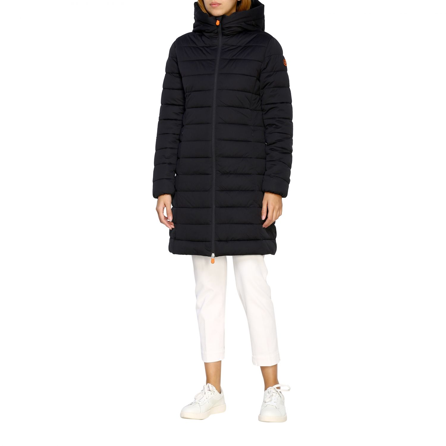 Chaqueta Save The Duck: Chaqueta mujer Save The Duck negro 3