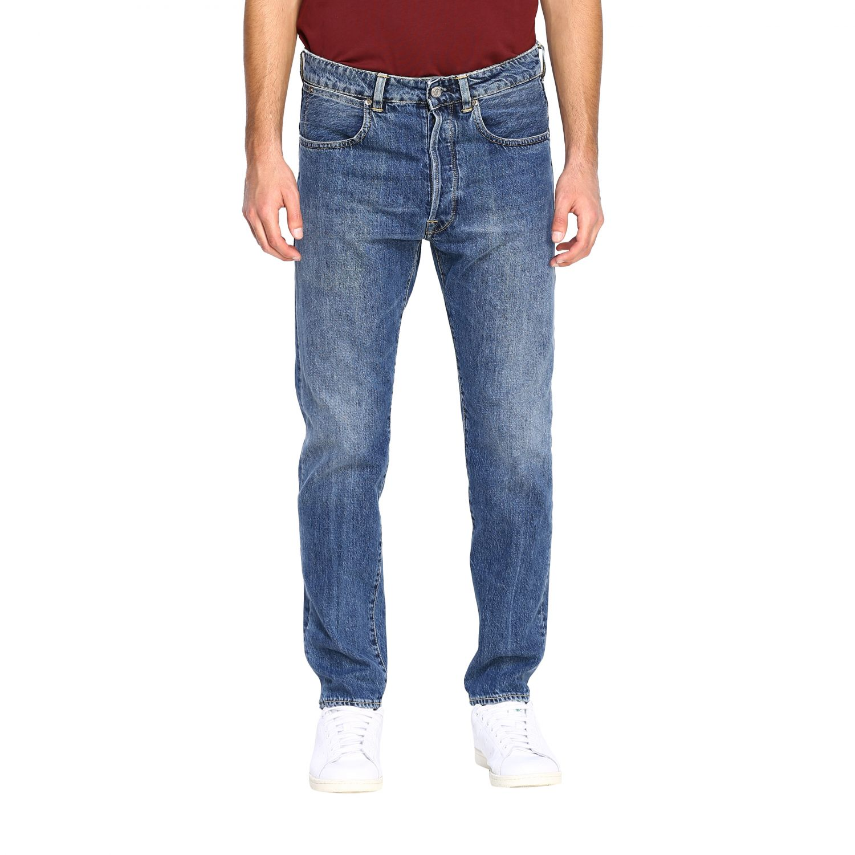Jeans Golden Goose in denim stretch used blue 1