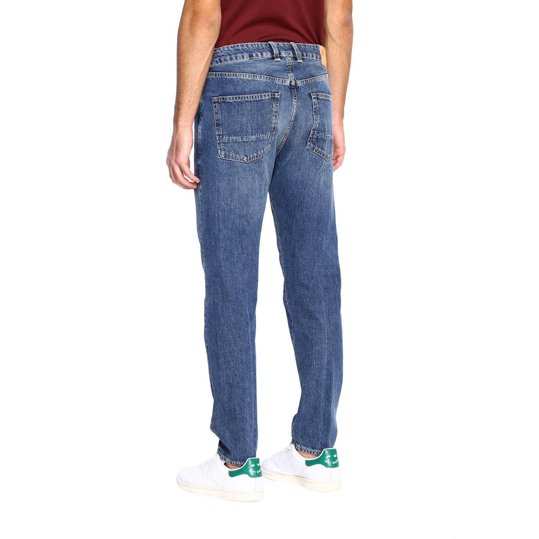 Jeans Golden Goose in denim stretch used blue 3
