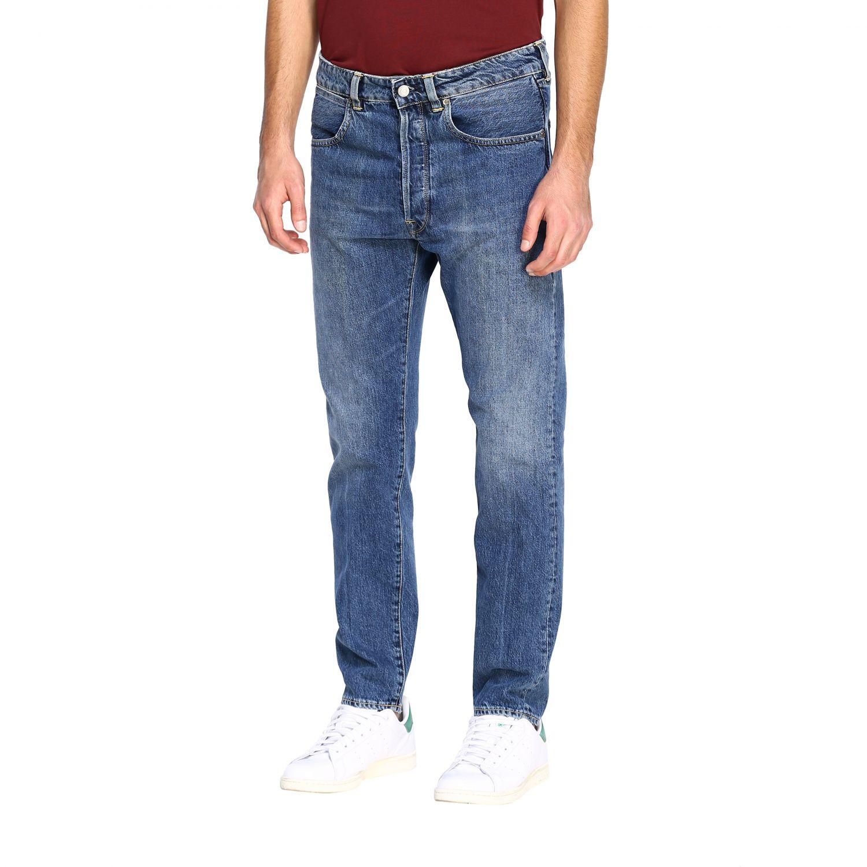 Jeans Golden Goose in denim stretch used blue 4