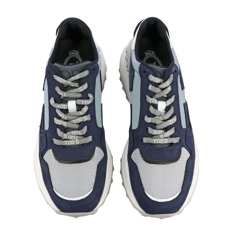 Stringate donna Tod's blue 3