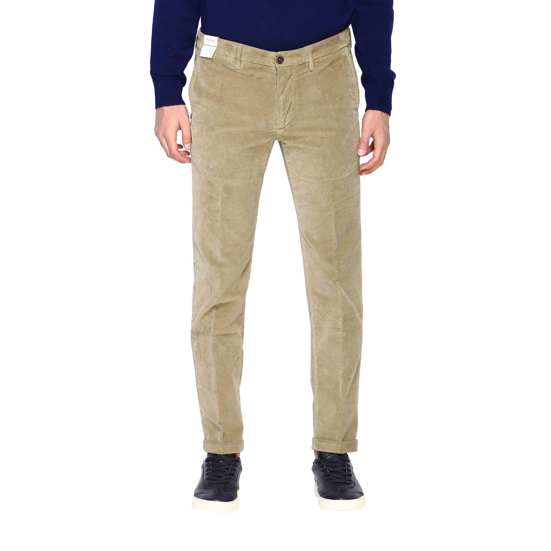 Pantalon homme Re-hash chameau 1