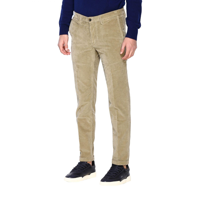 Pantalon homme Re-hash chameau 3