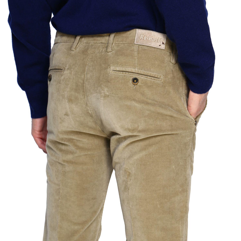 Pantalon homme Re-hash chameau 4