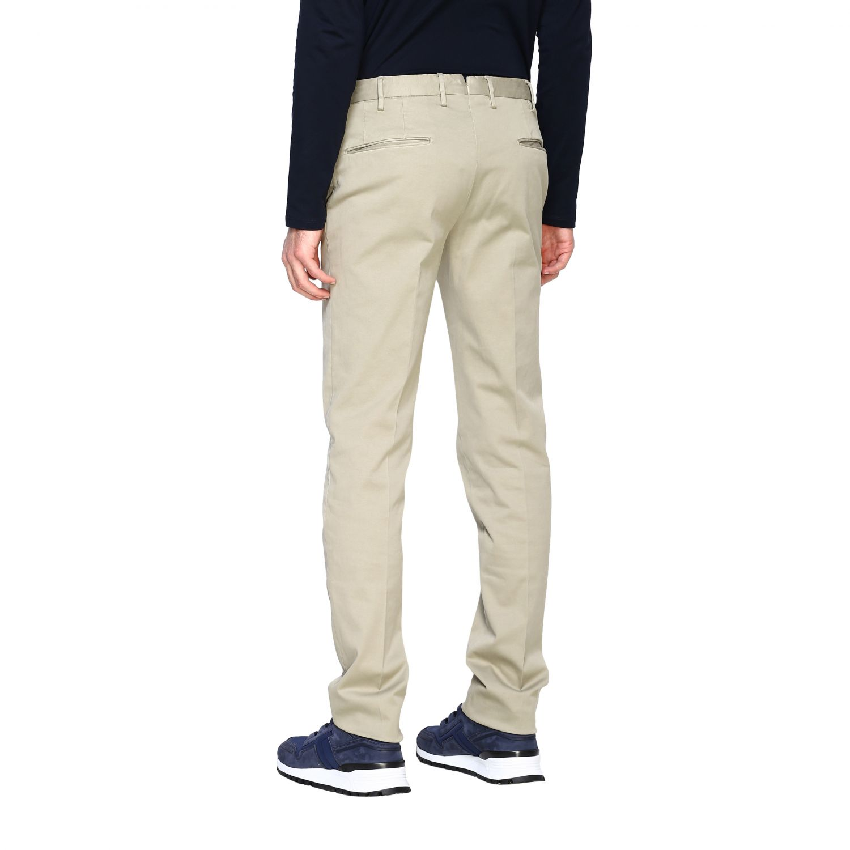 Pantalone uomo Incotex beige 3
