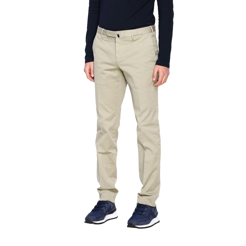 Pantalone uomo Incotex beige 4