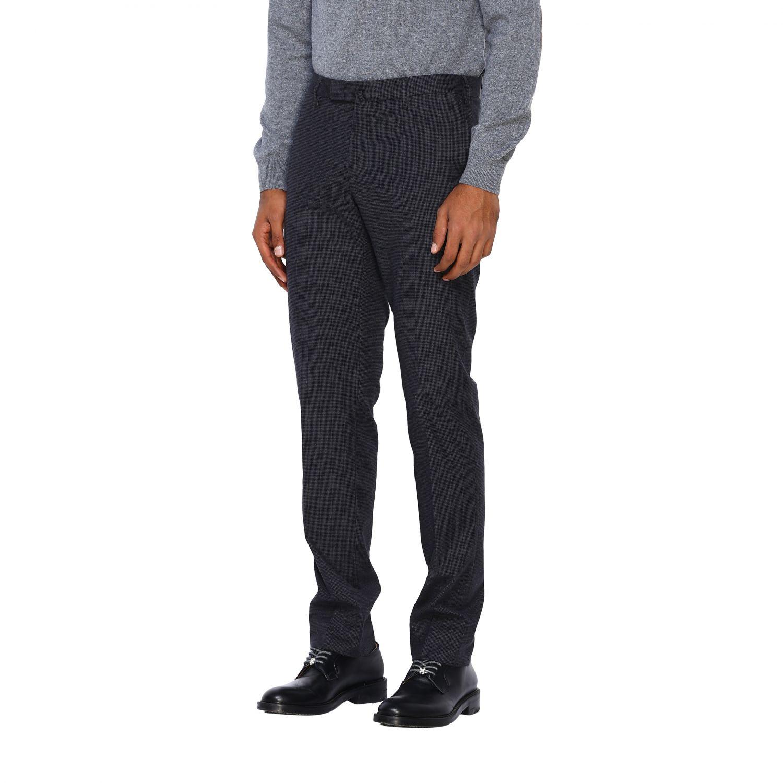 Pantalone uomo Incotex fantasia 4