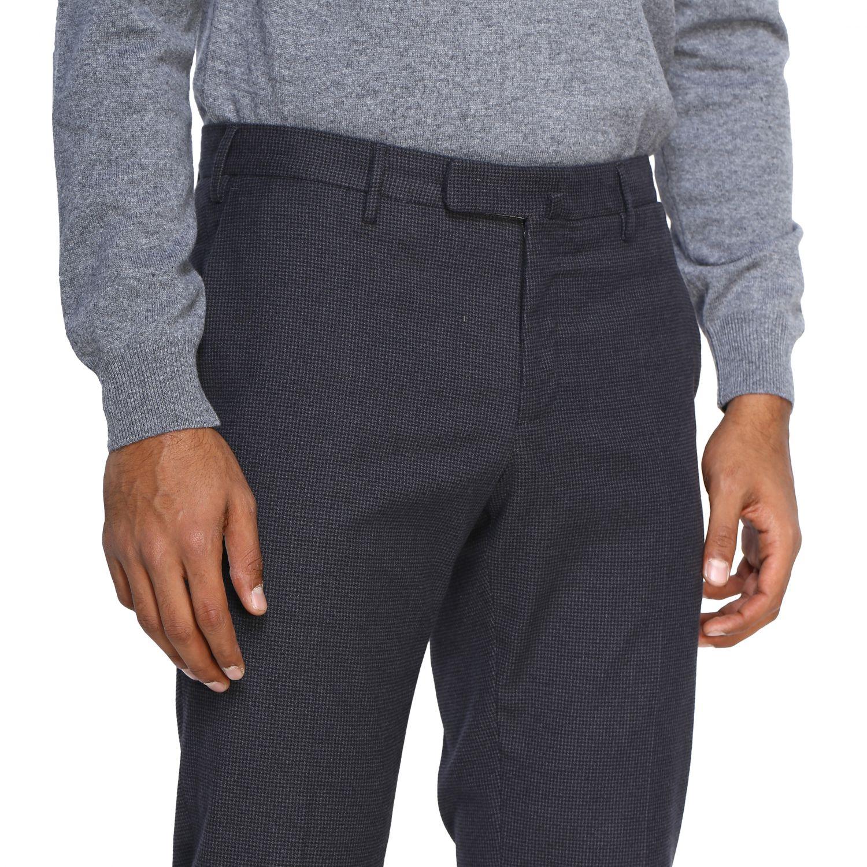 Pantalone uomo Incotex fantasia 5