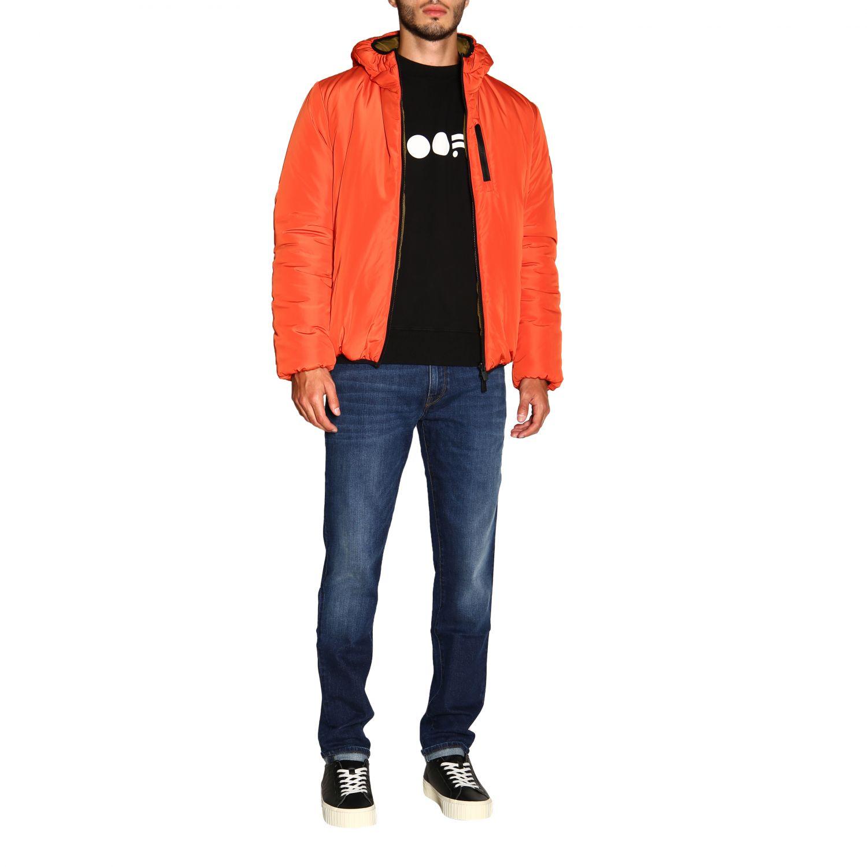Veste Oof Wear: Veste homme Oof Wear orange 2