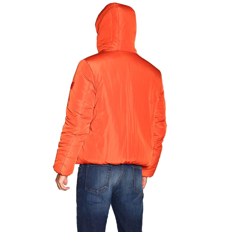 Veste Oof Wear: Veste homme Oof Wear orange 3