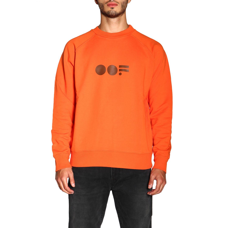Pull homme Oof Wear orange 1