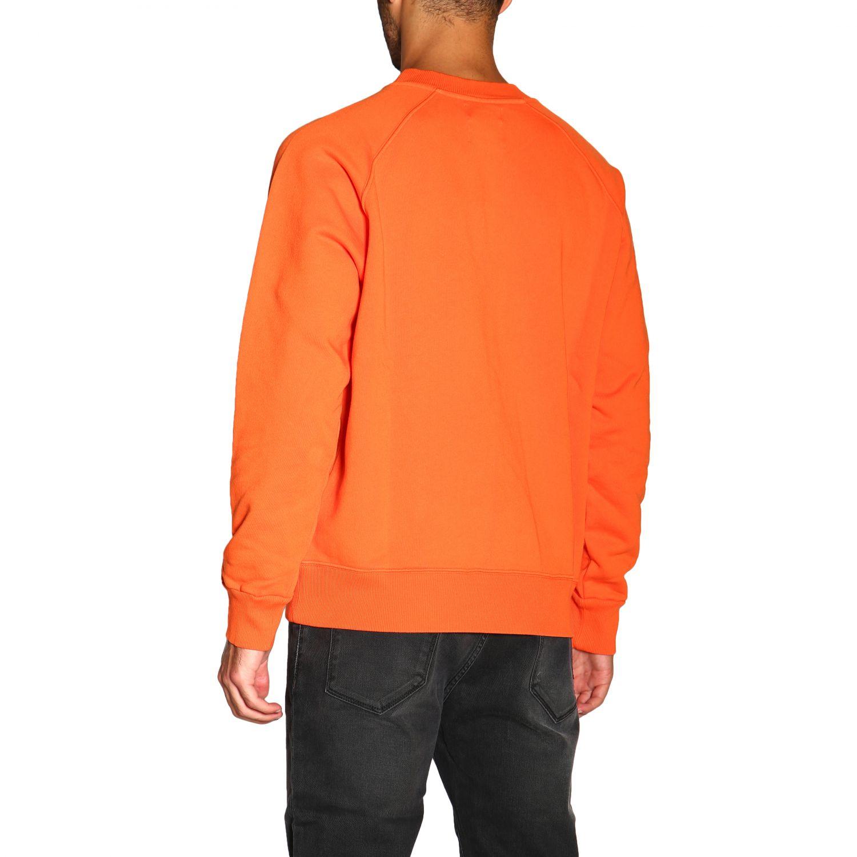 Pull homme Oof Wear orange 3