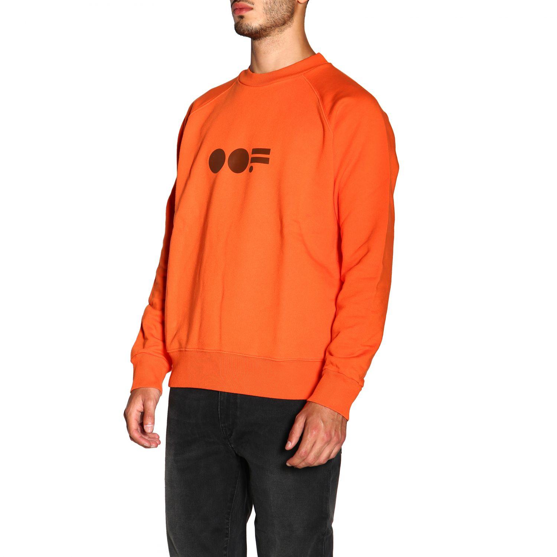 Pull homme Oof Wear orange 4