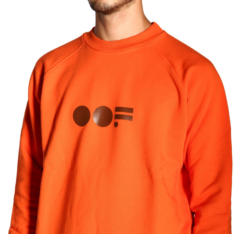 Pull homme Oof Wear orange 5