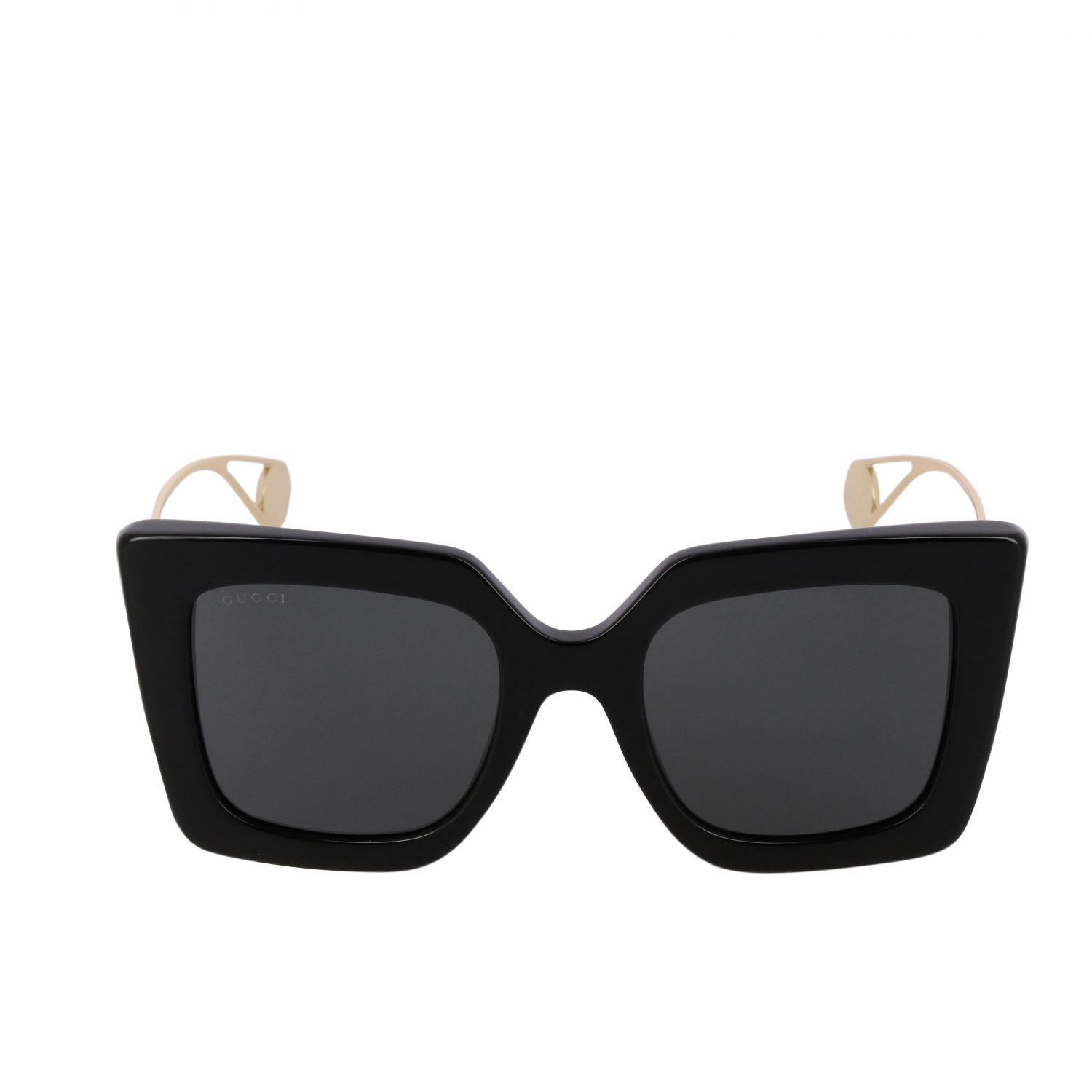 Glasses Gucci: Glasses women Gucci black 2