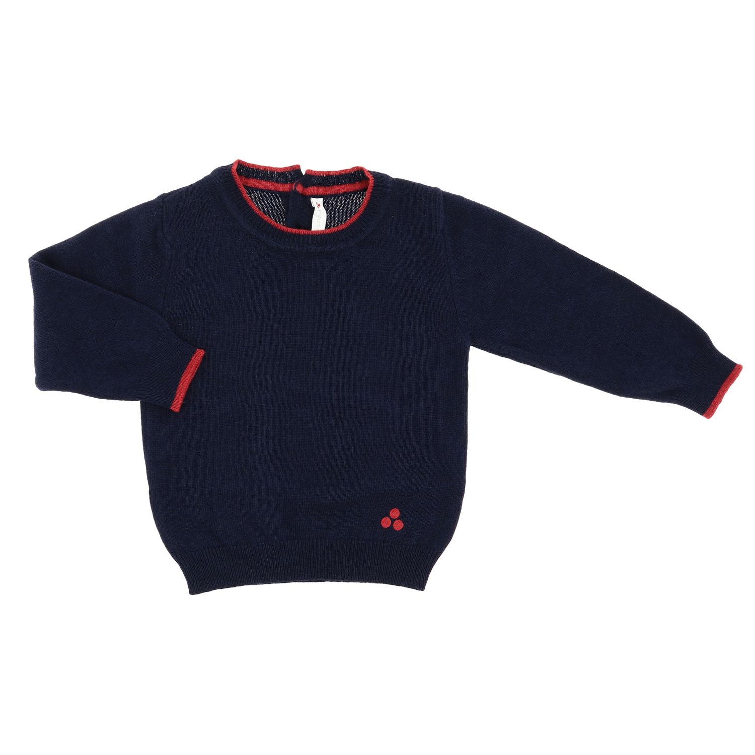 Sweater kids Peuterey blue 1