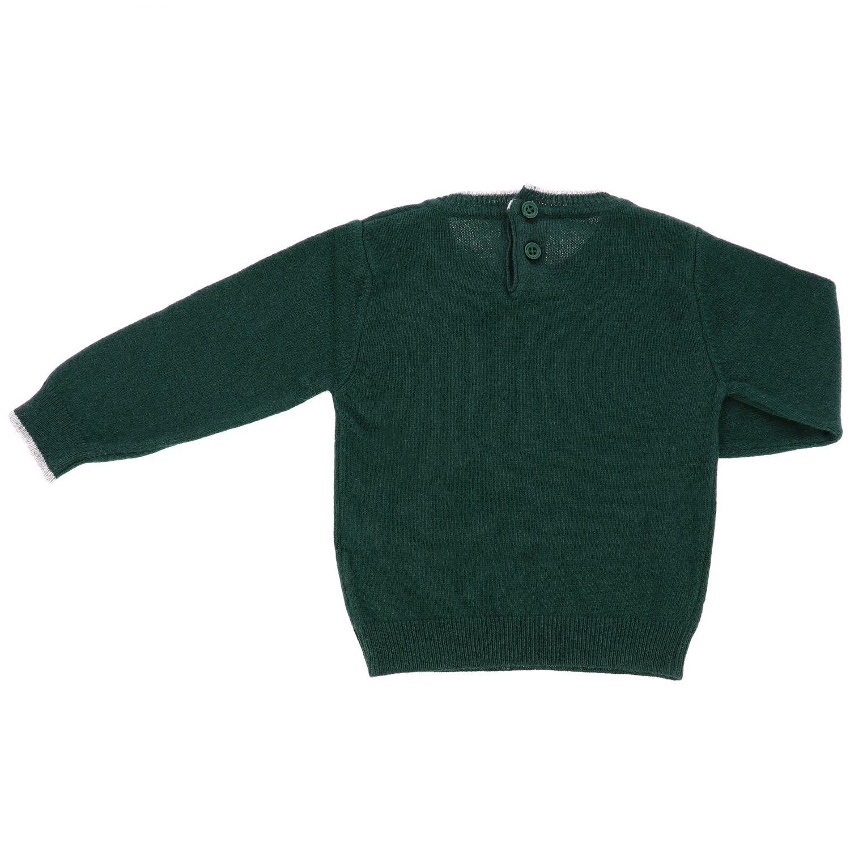 Свитер Детское Peuterey зеленый 2