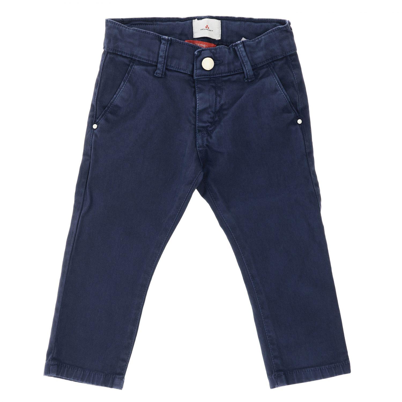 Pants kids Peuterey navy 1