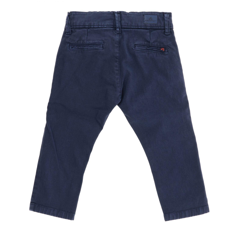 Pants kids Peuterey navy 2