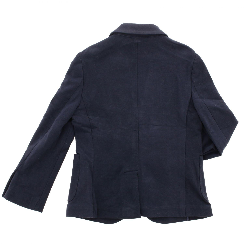 Blazer bambino Peuterey blue navy 2
