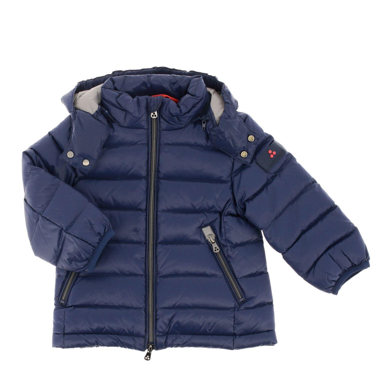 Veste enfant Peuterey bleu marine 1