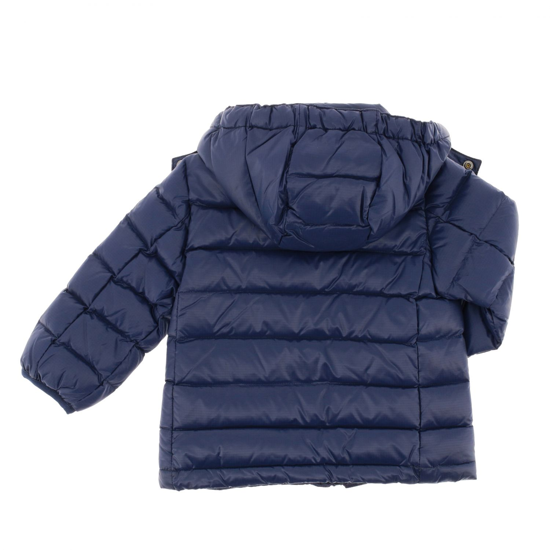 Veste enfant Peuterey bleu marine 2