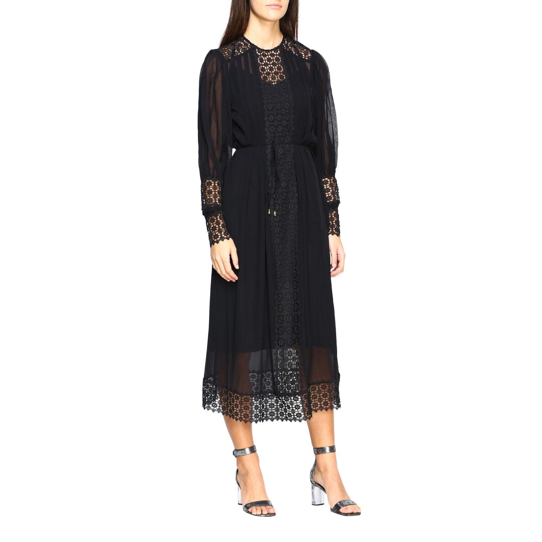 Robes femme Zimmermann noir 1