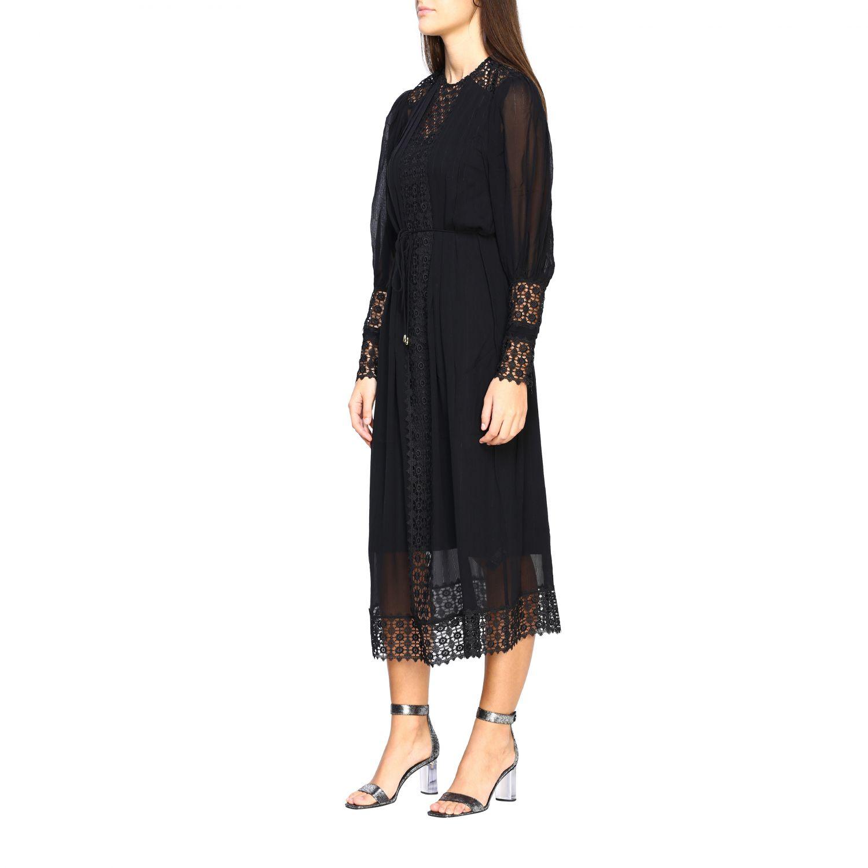 Robes femme Zimmermann noir 3