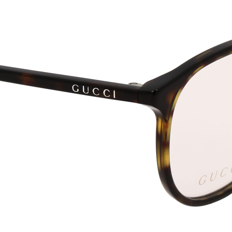 Gucci Brille Nasensteg 19 Bügel 145 weiss 1 3