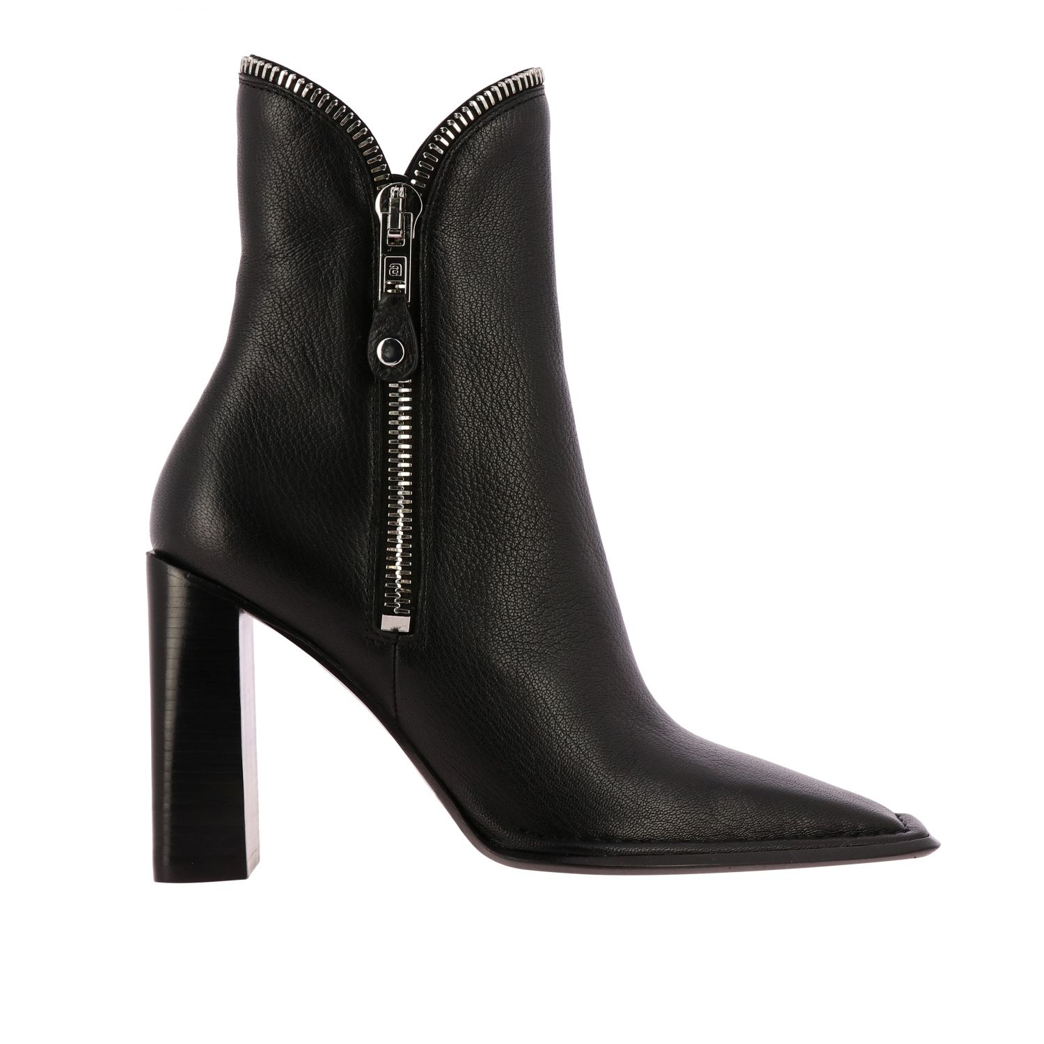 Heeled ankle boots women Alexander Wang black 1