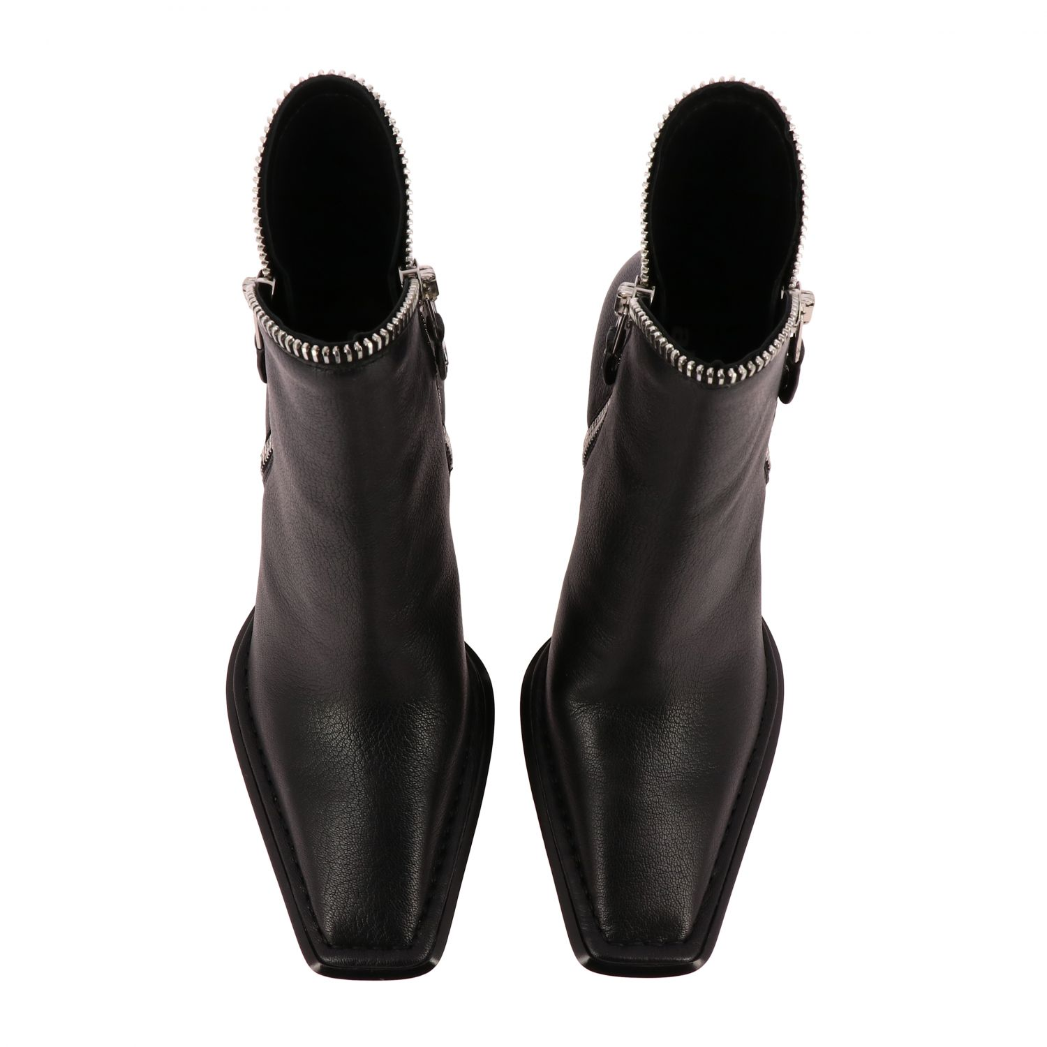 Heeled ankle boots women Alexander Wang black 3
