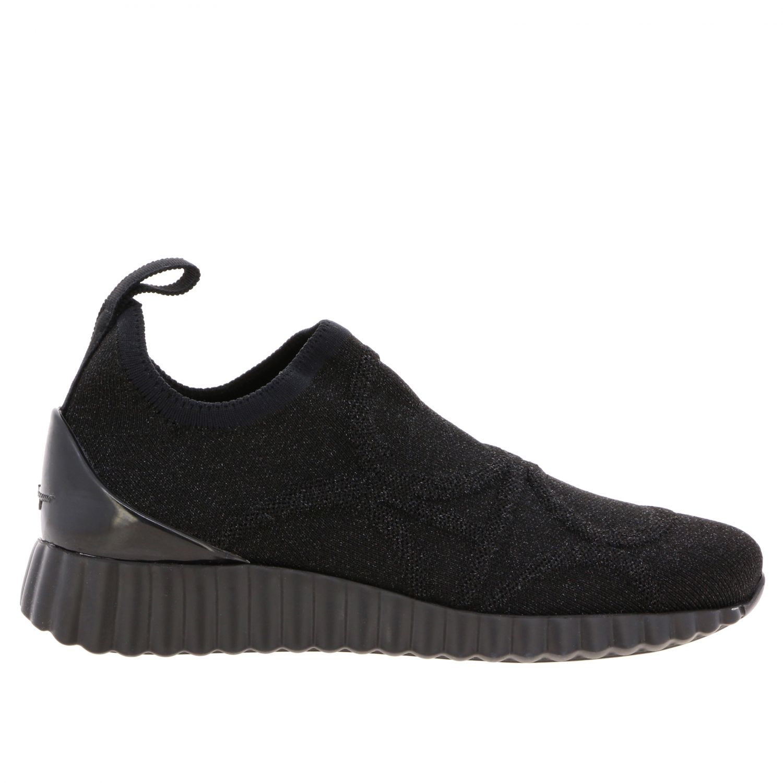 Sneakers women Salvatore Ferragamo black 1