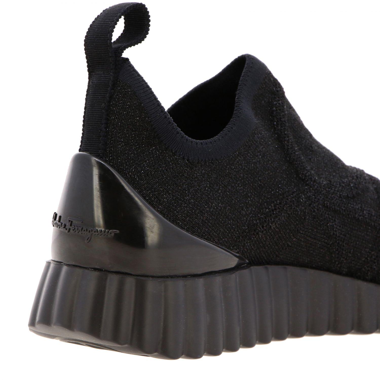 Sneakers women Salvatore Ferragamo black 5