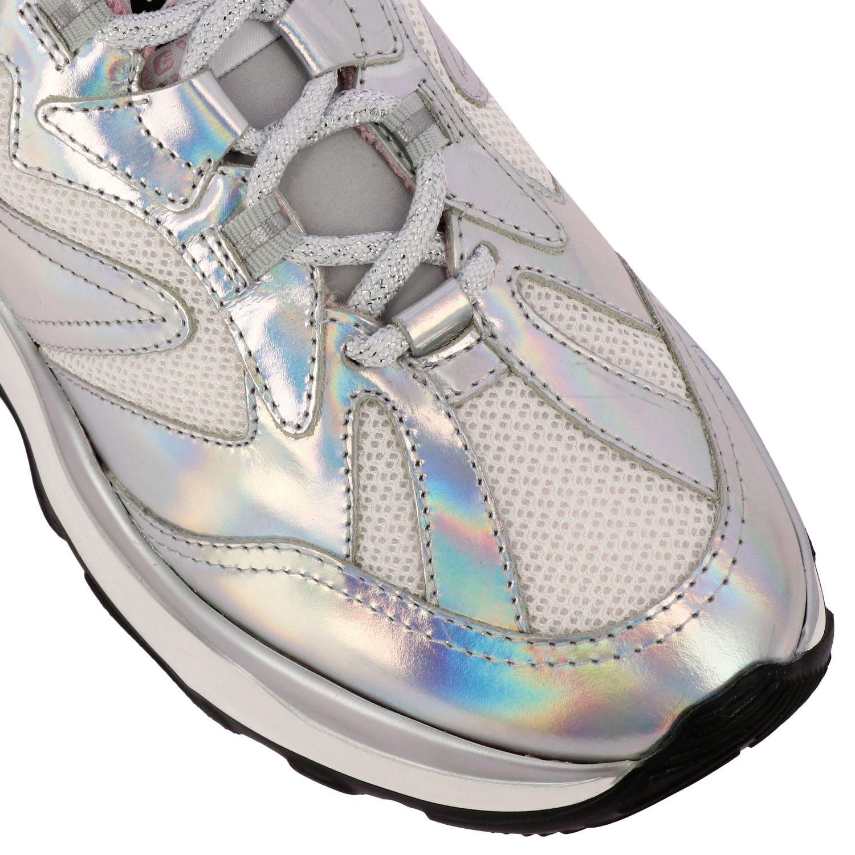 Спортивная обувь Женское Msgm серебро 4