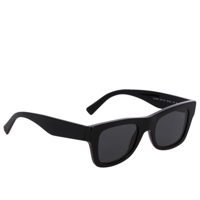4045 Valentino Sonnenbrille in Acetat Nasensteg 22 Bügel 145 schwarz 1