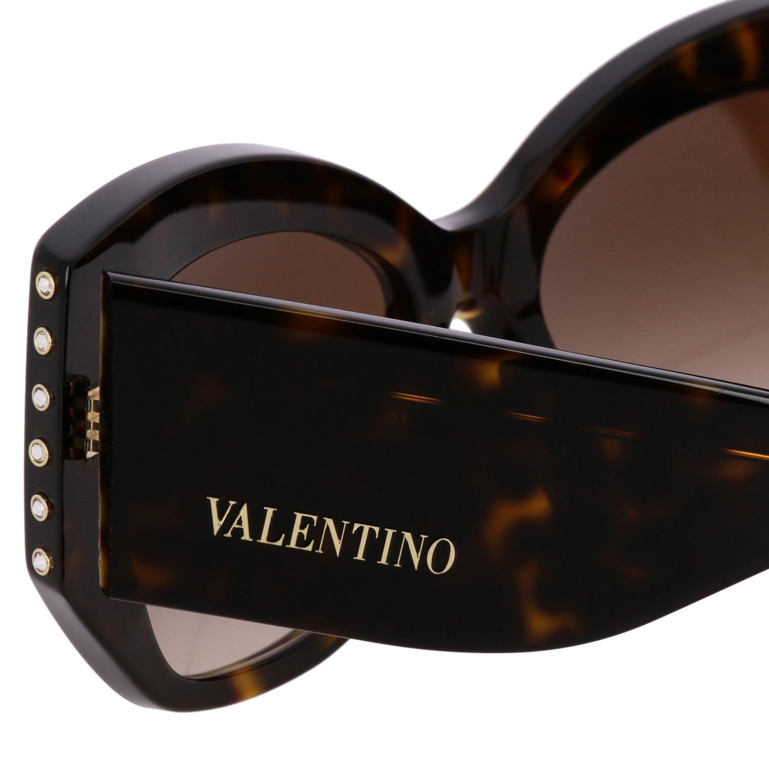 Glasses Valentino: Glasses women Valentino brown 3