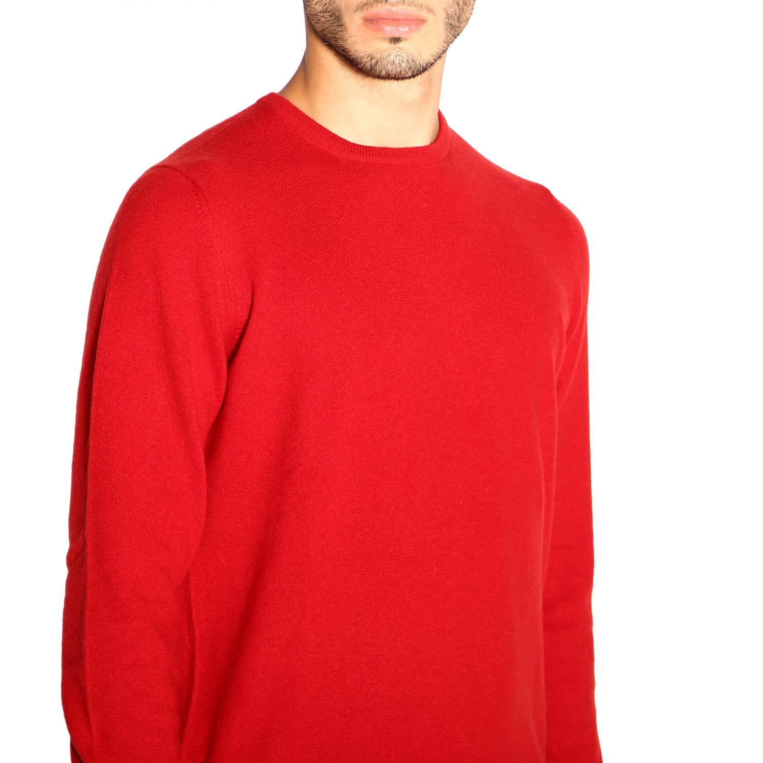 Sweater Barba Napoli: Sweater men Barba Napoli red 5