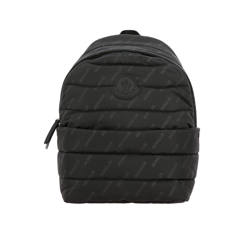 Duffel bag kids Moncler black 1