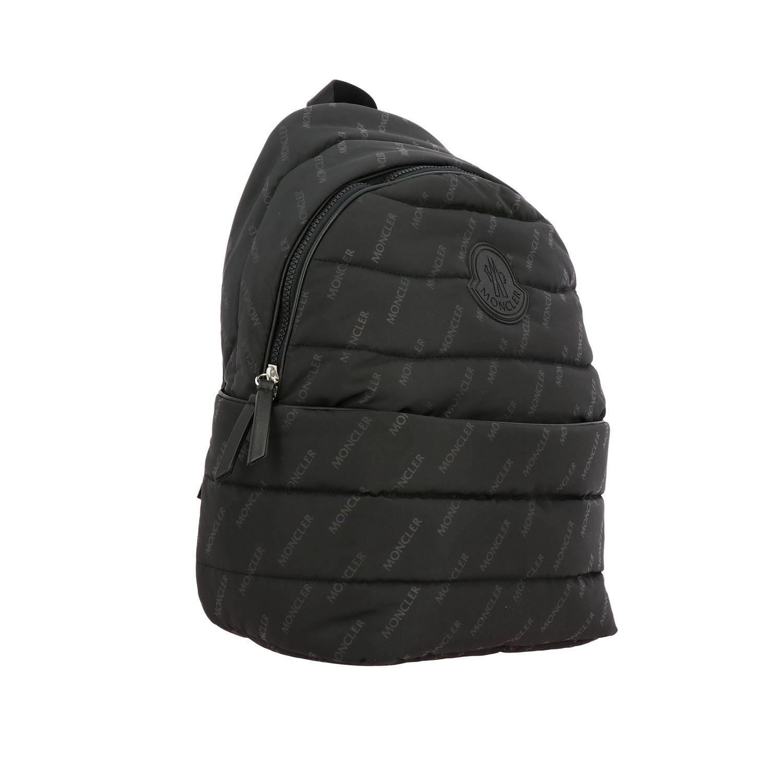 Duffel bag kids Moncler black 2
