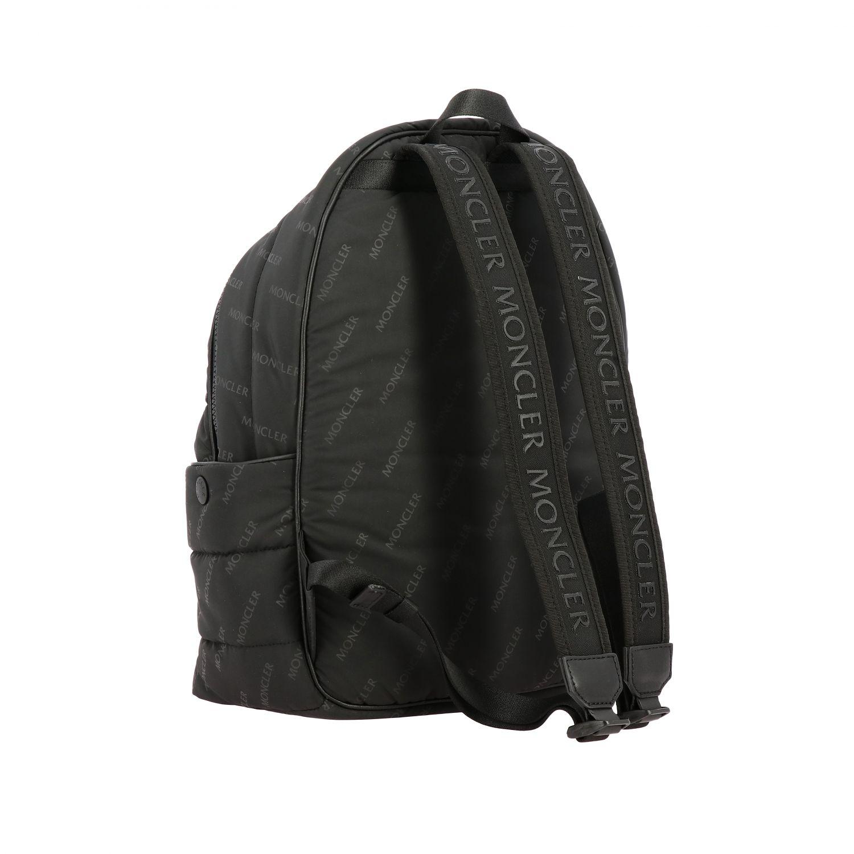 Duffel bag kids Moncler black 3
