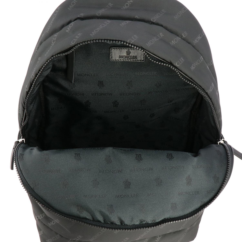 Duffel bag kids Moncler black 5