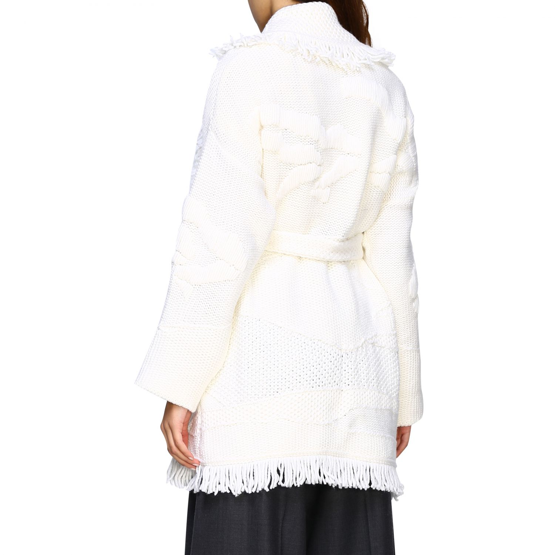 Jersey Alanui: Jersey mujer Alanui blanco 3