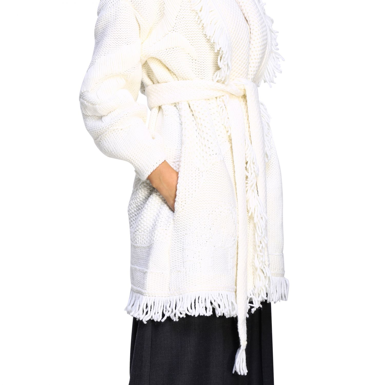 Jersey Alanui: Jersey mujer Alanui blanco 5