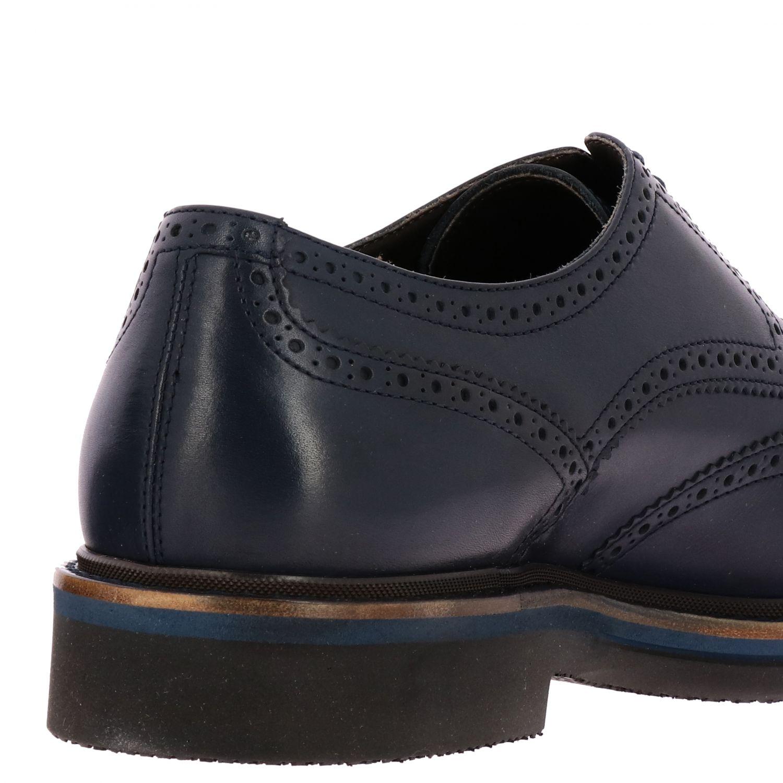 Brogue shoes men F.lli Rossetti marine 5