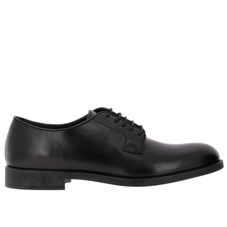 Brogue shoes men F.lli Rossetti One black 1