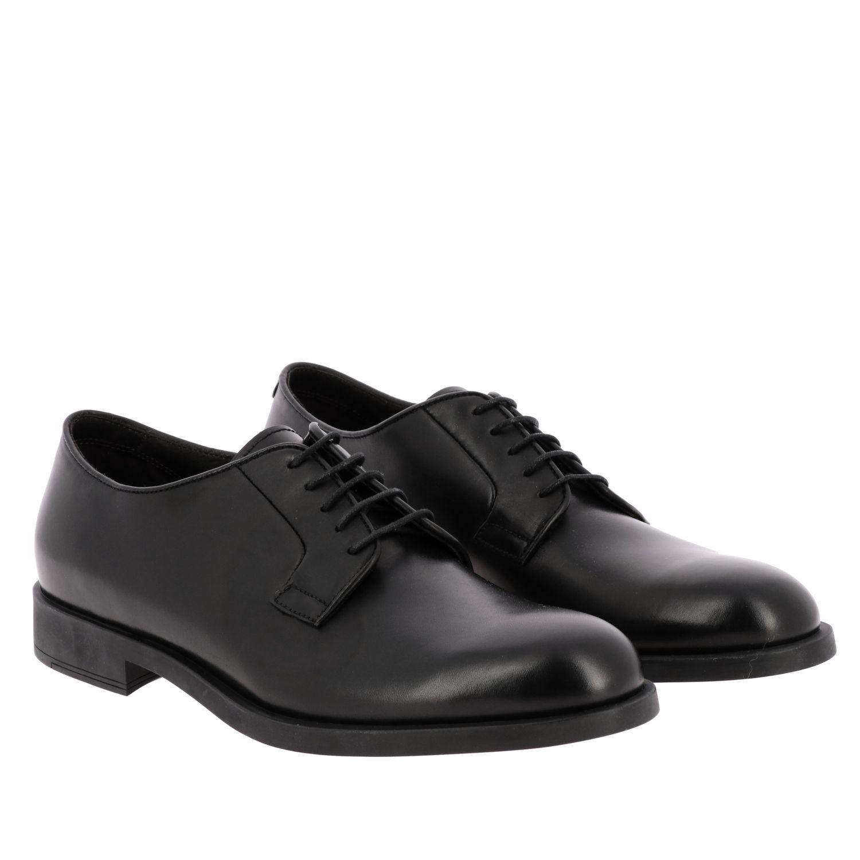 Brogue shoes men F.lli Rossetti One black 2