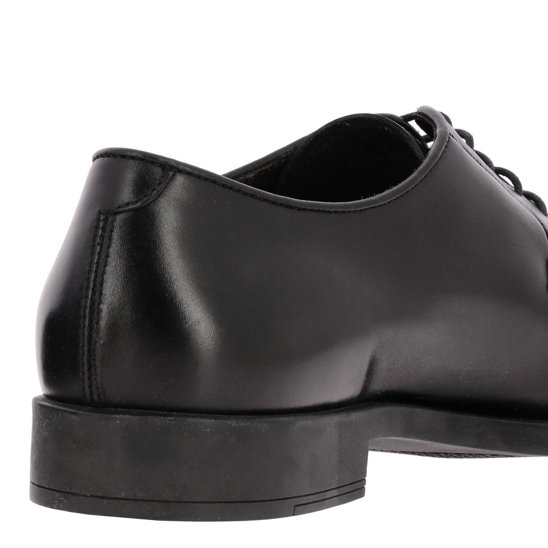 Brogue shoes men F.lli Rossetti One black 5