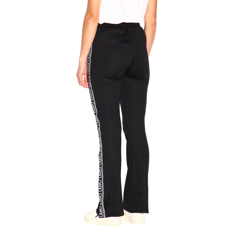 Pantalón Liu Jo: Pantalón mujer Liu Jo negro 3