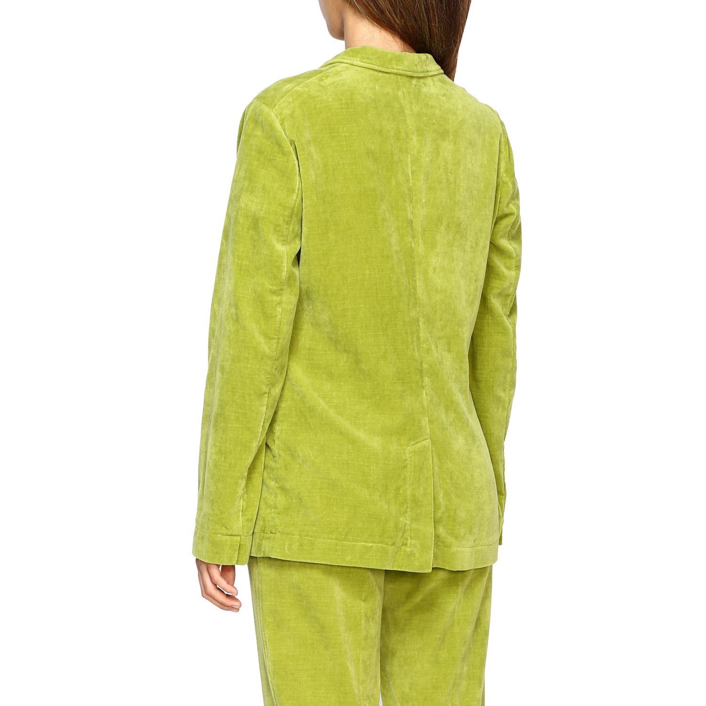 Jacke damen Forte Forte grün 3